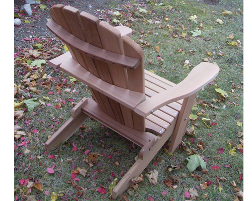 Adirondack Chair Kussens.Classic Adirondack Chair